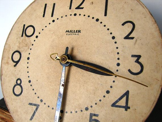 Vintage Clock Face and Parts   Steampunk Supplies by ThirdShift, $38.00