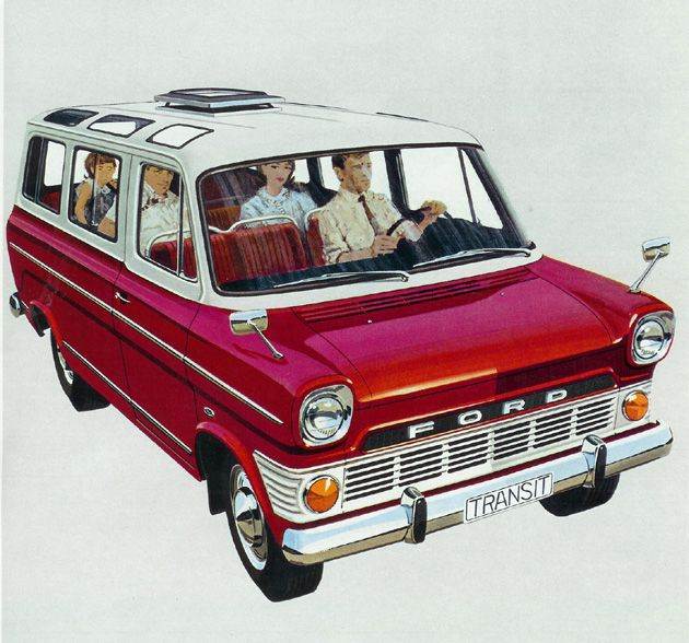 61 Ford Transit 280 Swb: Ford Transit 1970 - Google Search