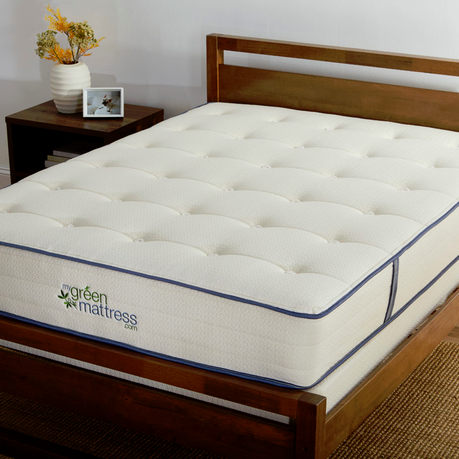 Natural Escape Organic Hybrid Mattress by My Green