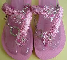 chinelos decorados - Pesquisa Google