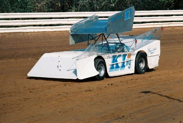 Joe Kosiski Race Car