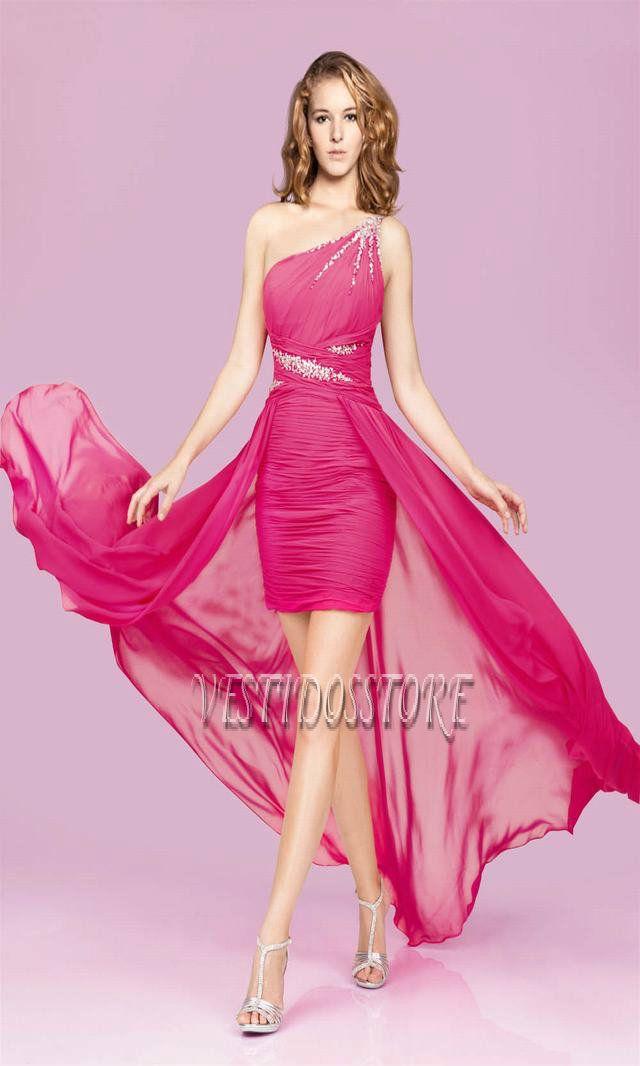 vestidos cortos para coctel   dresses   Pinterest   Vestido corto ...