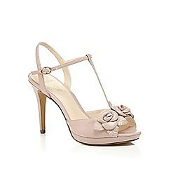 No. 1 Jenny Packham - Pink 'Pippin' high sandals