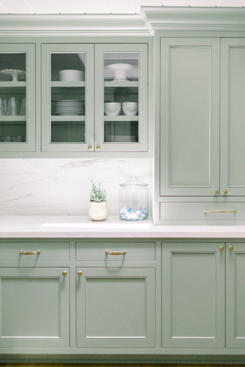 Kitchen Styling - How I Styled Snowberry's Kitchen