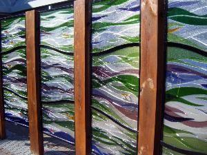 Screens · Fused Glass Scotland Garden ...