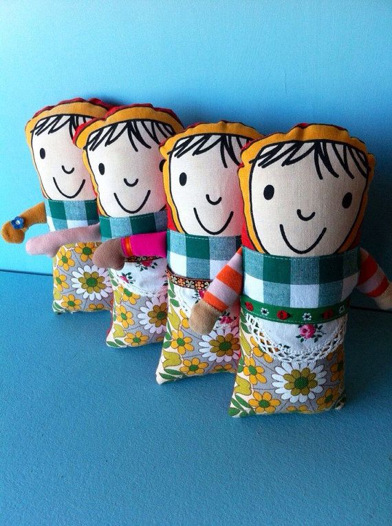 Soft toy for in kidsroom! #VintageKidsroom ☆♡☆