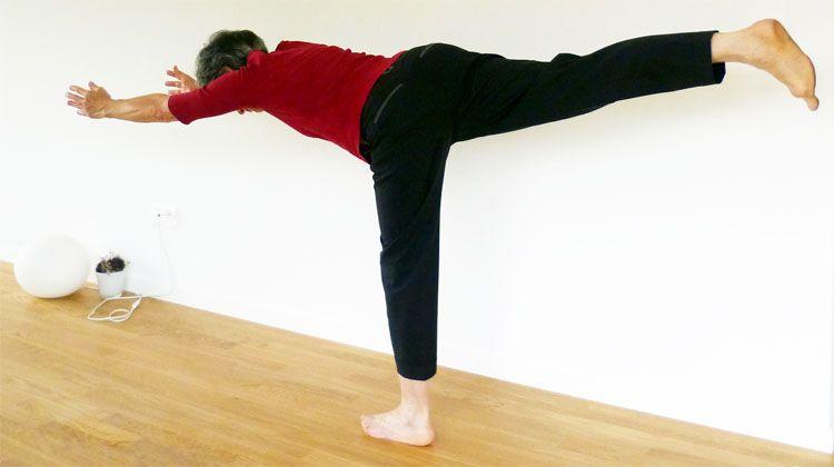 El yoga ayuda para adelgazar