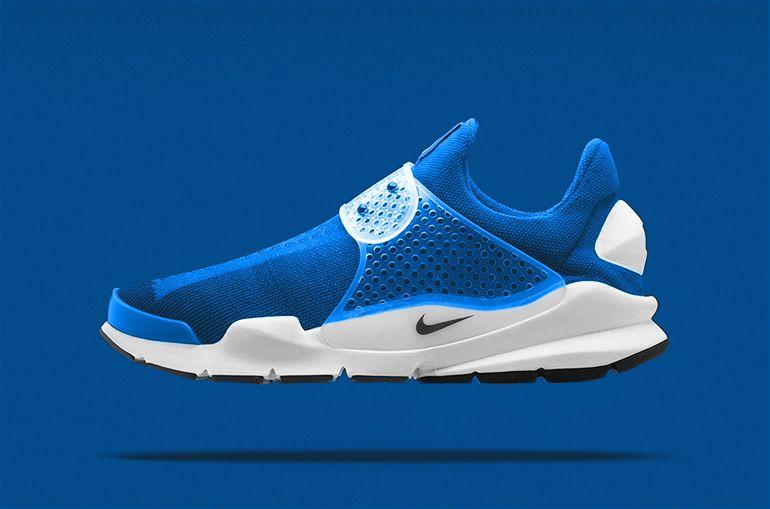 online store e78a0 09286 Nike x Fragment Design Sock Dart SP – Photo Blue
