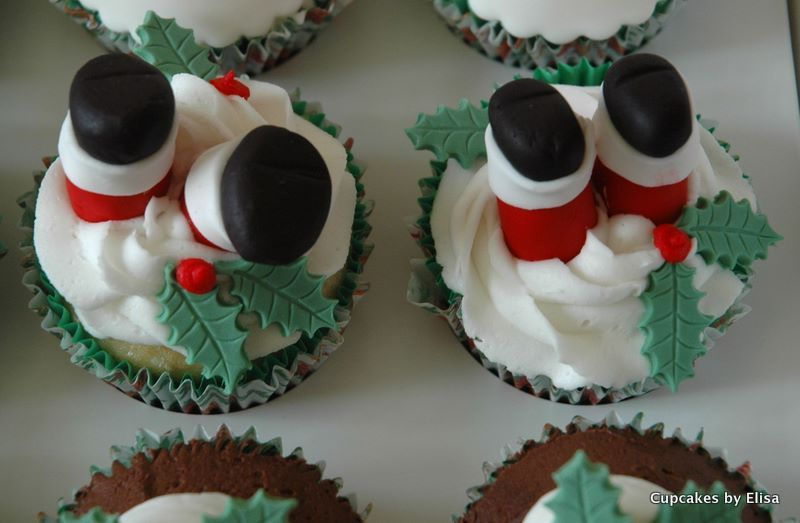 christmas cupcake decorating ideas assorted christmas cupcakes cupcake ideas for you