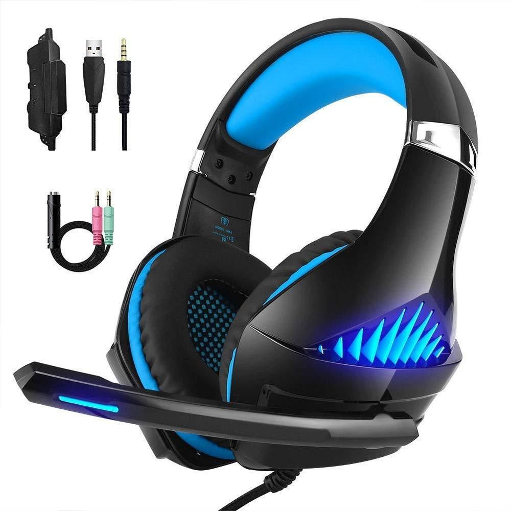 Xbox One Headset Microphone Wireless Ps4 Gaming Headphones