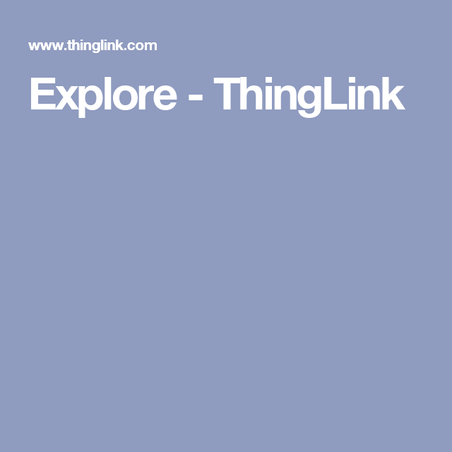 Explore Thinglink With Images How To Memorize Things Student Engagement Interactive