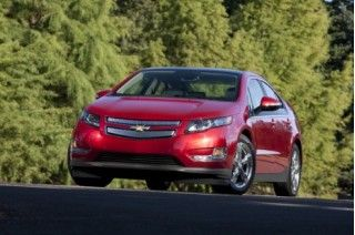 Kelley Blue Book S Top 10 Green Cars For 2011 Chevrolet Volt