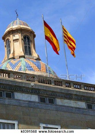 Palau de la Generalitat de Cataluña. Barcelona