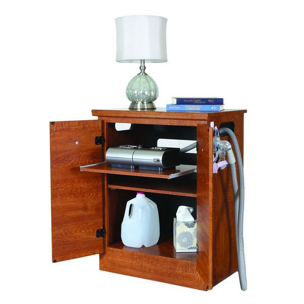 Nightstand For Cpap And Bipap Machine Storage Ping Great Deals On Nightstands