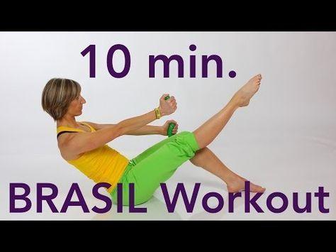 10 min. Fit - Brazil with Gabi Fastner -  10 min. Fit – Brazil with Gabi Fastner – YouTube  - #brazil #Exercise #fastner #Fit #Gabi #meditation #min #StudioWorkouts #YogaPoses