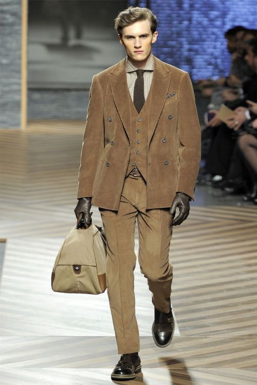 9efef01c The Corduroy in Men's Fashion Trends Fall-Winter 2012-2013 ...