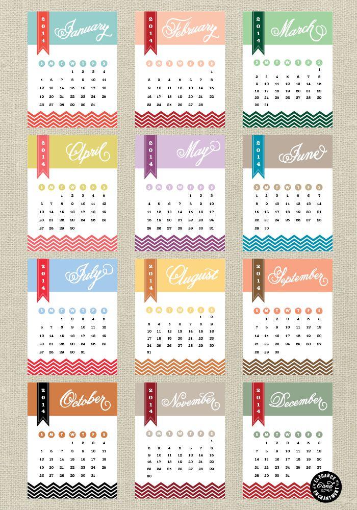 12 Days Of Holiday Design Day 10 Calendar Printable Calendars