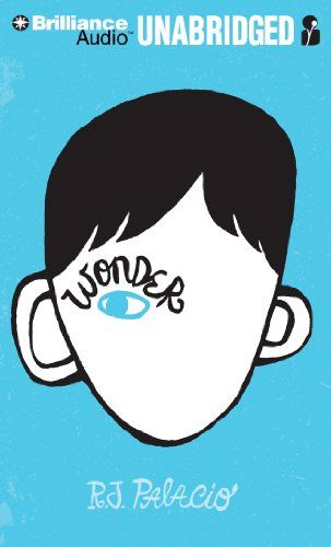 Wonder: * * * * *  Acceptance; Bullying; Coming of age; Disabilities; Family; Friendship; Middle School; Realistic Fiction; Self-image Auggie Pullman was born with extreme facial abnormalities. He has been sheltered and home schooled, until 5th grade. His mom enrolls him in Beecher Prep. He just wants to be treated normally, but the students can't get past his deformed face.
