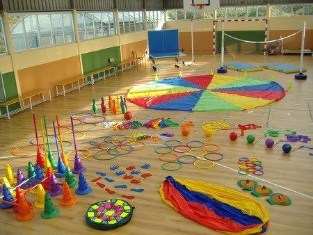 Tema 19 Recursos Materiales Didácticos Específicos Del área De Educación Física Clasifica Juegos De Coordinacion Educación Física Preescolar Educacion Fisica