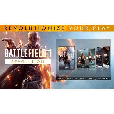 Battlefield 1 Revolution Edition Playstation 4 Battlefield 1
