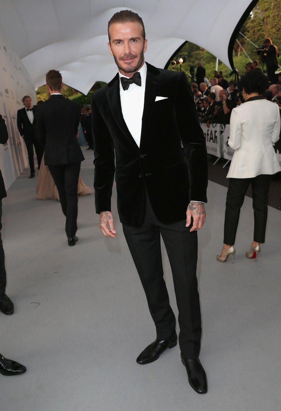 The 2017 Cannes Film Festival's Most Stylish Men Black