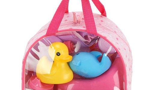 You & Me: Baby Doll Care Set - Accessories in Bag Large