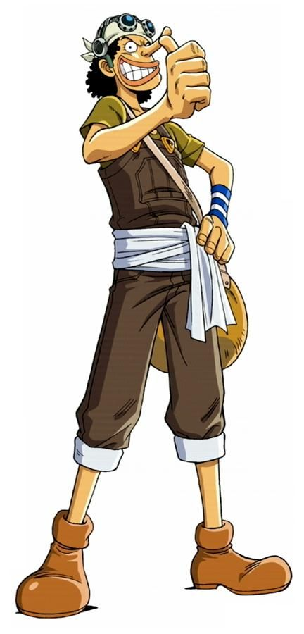 Usopp One Piece Planning On Doing A Genderbend