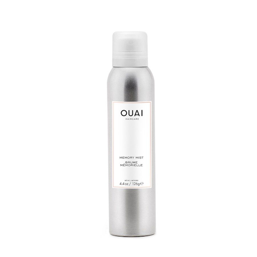 This gardenia meets muskscented heat protectant acts as a primer to