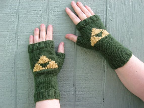 This pattern contains complete instructions on how to make the fingerless gloves shown here. Also contained is the graph needed to duplicate stitch the logo on the back of the gloves.