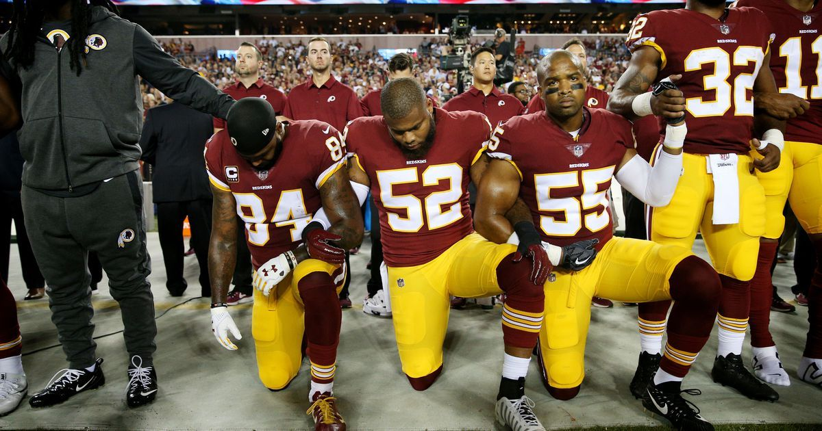 NFL fans who can't handle protests are canceling their