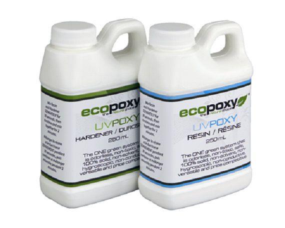 Ecopoxy UV  500 ml You have found a safe, Environmentally