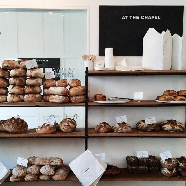 Bakery at At The Chapel #Bruton | Branding Ideas in 2019