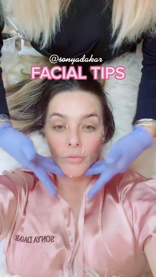 5 Facial Tips