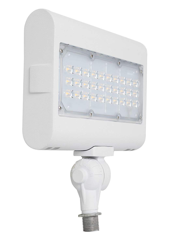 Westgate Lighting Led Flood Light With Knuckle Mount Best Security Landscape Lights Fixture For Outdoor Yard Led Flood Lights Security Lights Flood Lights