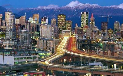 I absolutly love Vancouver Bc