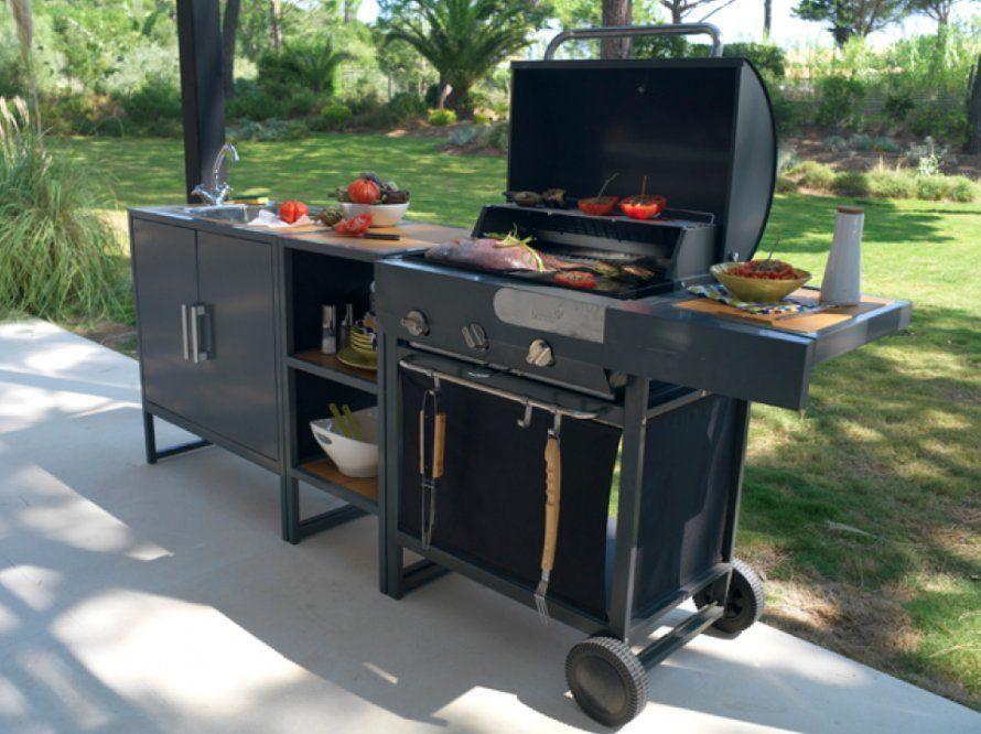 Cuisine extérieure  notre sélection Cuisine and Kitchens - plan de travail pour barbecue exterieur