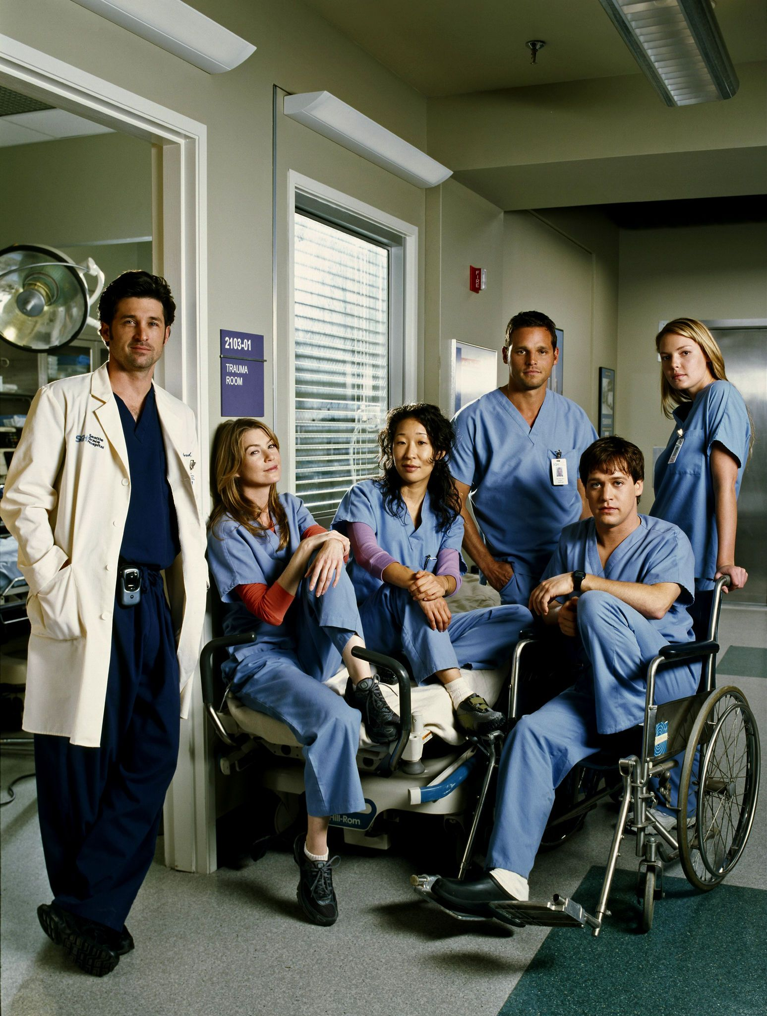 Grey\'s Anatomy - Season 1 Promo | Grey\'s Anatomy | Pinterest ...