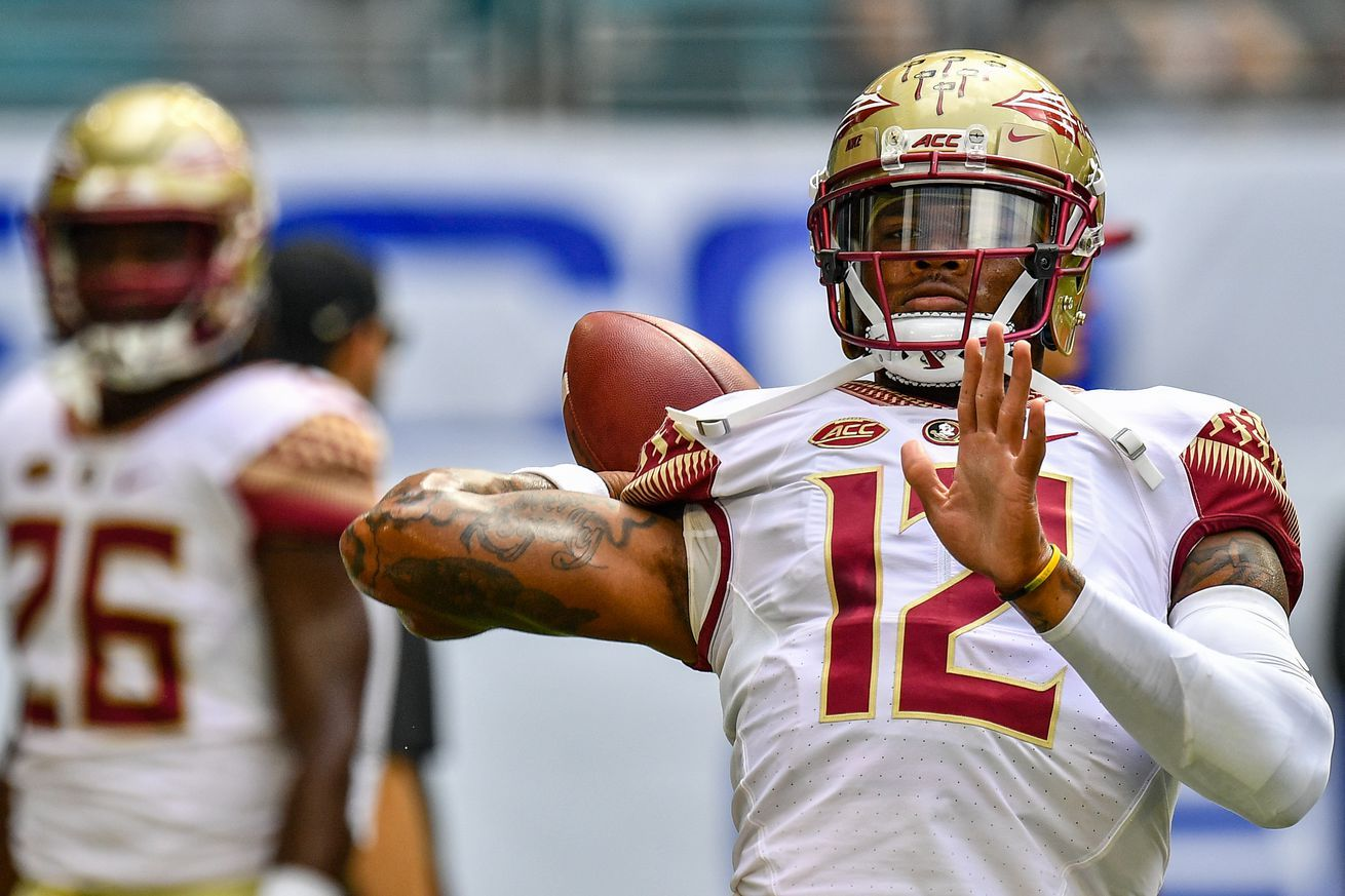 Live score updates on FSU vs. Miami 2018 All sports games