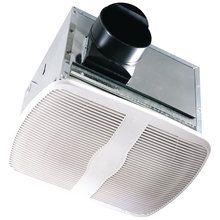 Energy Star 80 Cfm Quiet Deluxe Bath Fan Only With 1 5 Sones Bathroom Exhaust Fan Ceiling Exhaust Fan Exhaust Fan