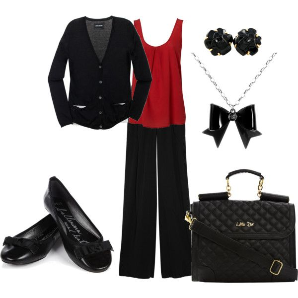 Casual Concert Director's Attire, created by jazzmom