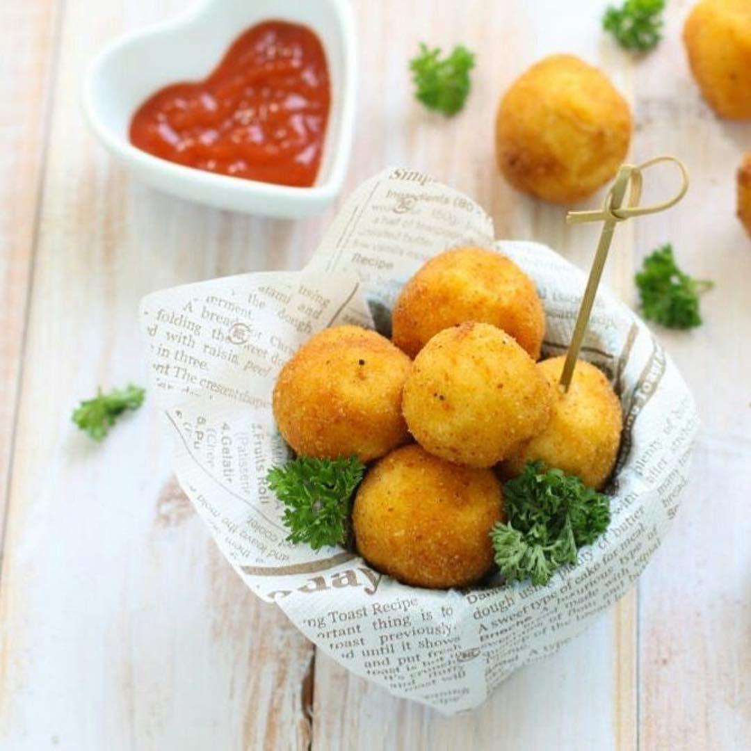 Resep Masakan Pom Pom Potato Resep Resep Masakan Dan Masakan
