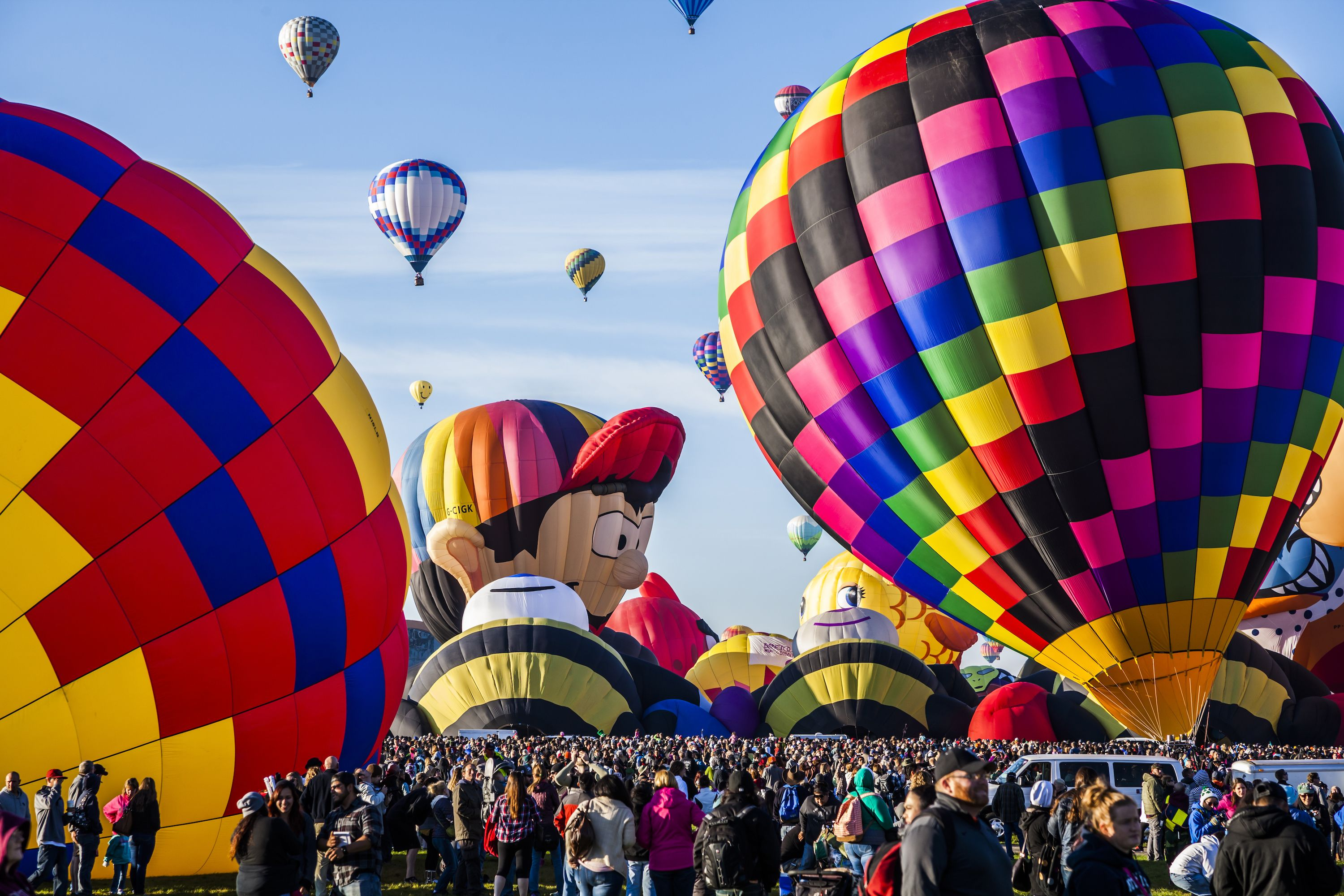 The Best Way to Watch the Albuquerque Hot Air Balloon