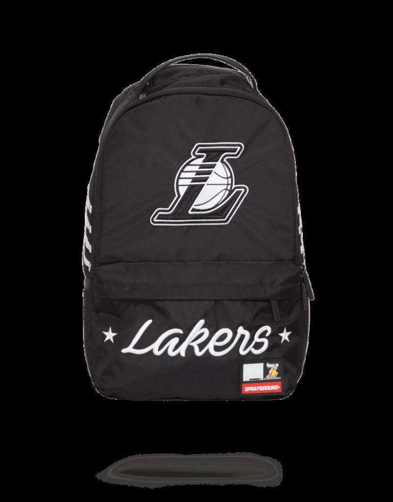 Sprayground NBA Lab Lakers Cargo Backpack  12531cd822314
