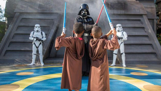Treinamento Jedi: Trials of the Temple