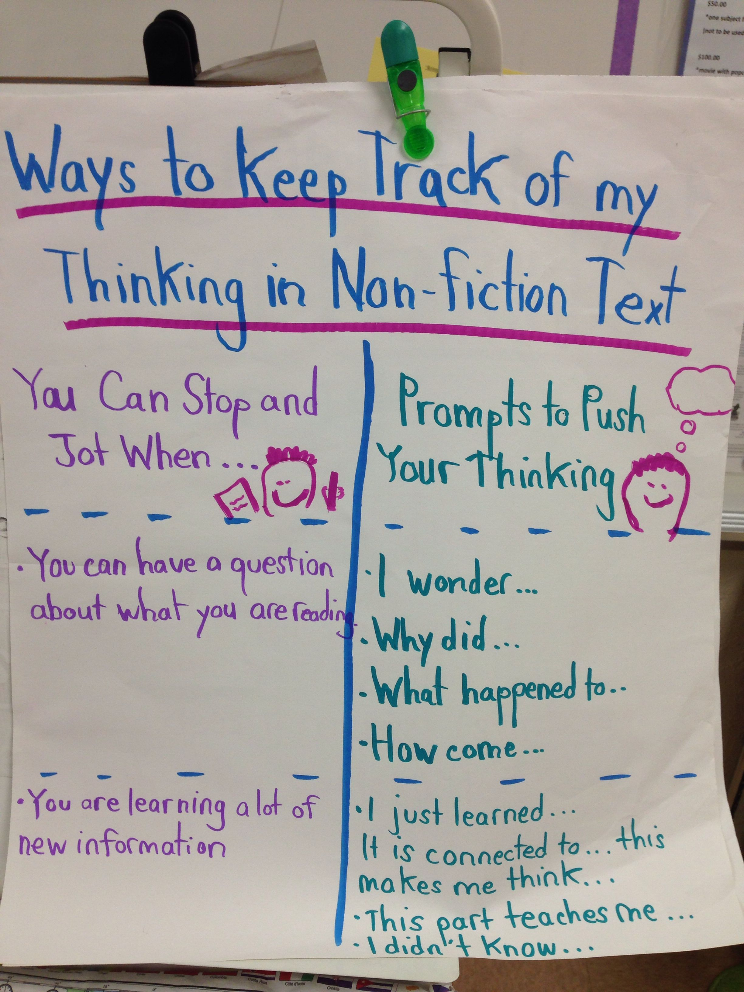 Reader S Workshop Balanced Literacy Nonfiction Text Readers Workshop Lessons Readers Workshop Informational Reading