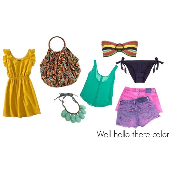 created by kaelabags on Polyvore