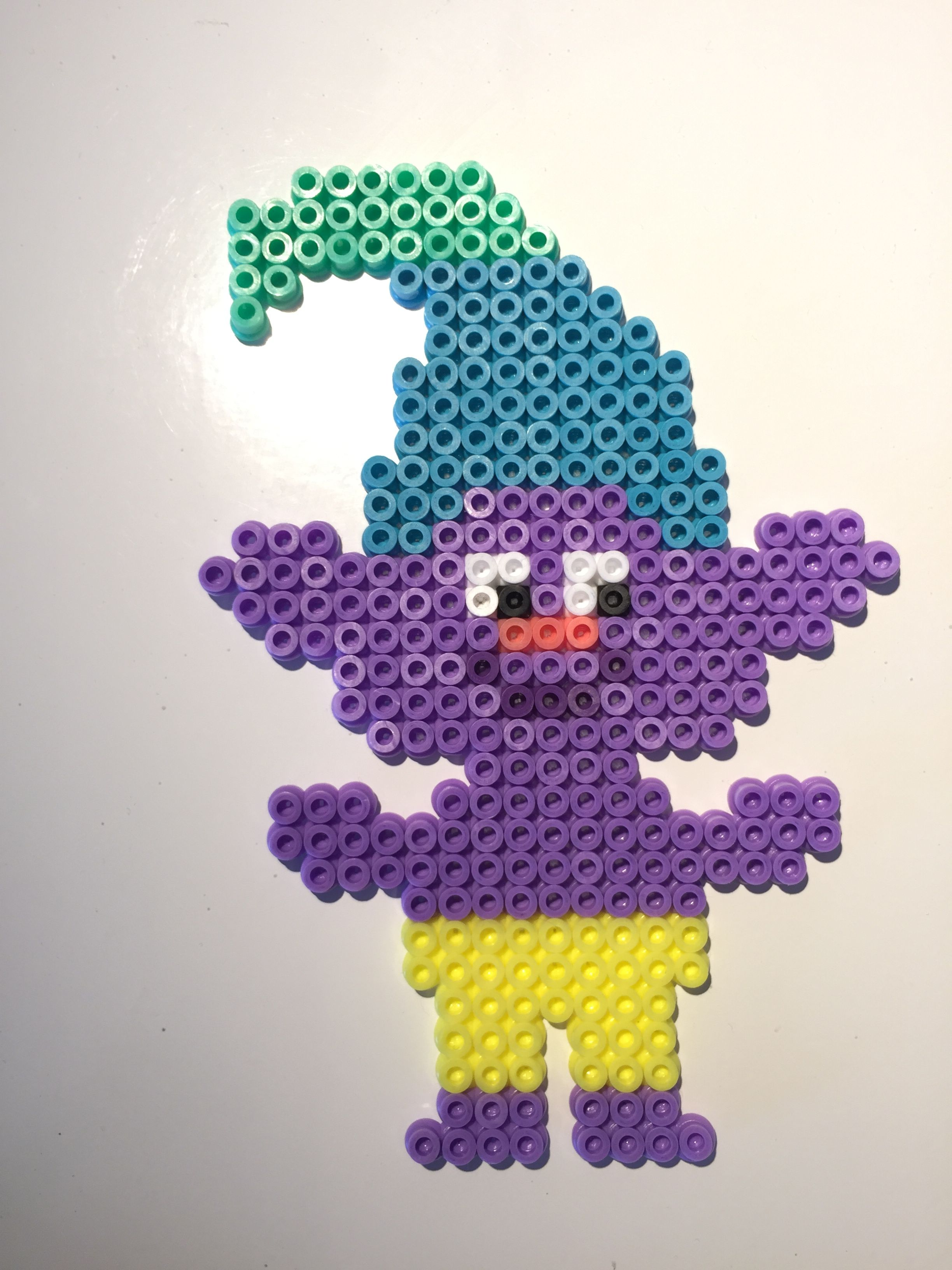 Plastic beads for crafts - Plastic