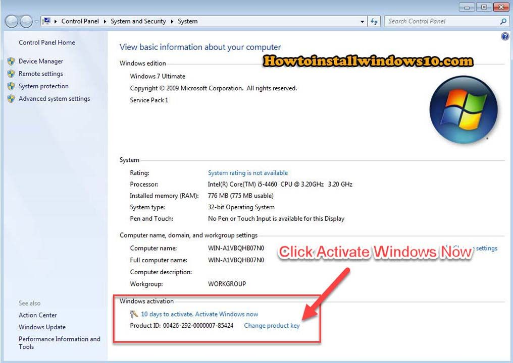 How to activate windows 7 with product key windows 7 product key how to activate windows 7 with product key ccuart Gallery