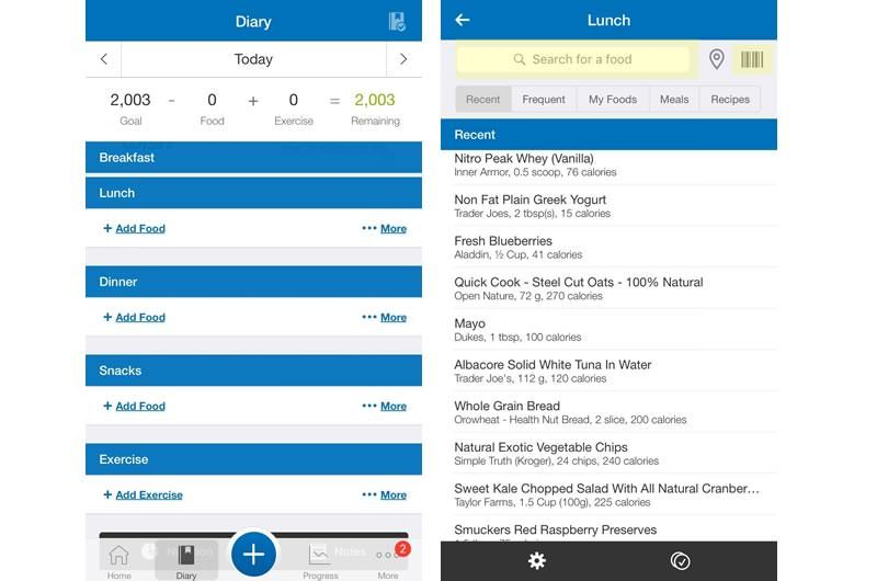 How to Count and Track Macros Using MyFitnessPal A