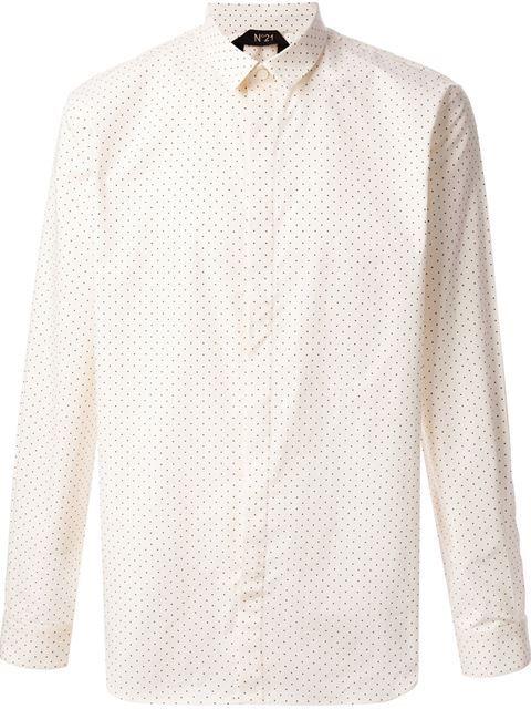 Nº21 Polka Dot Shirt - Dante 5 Men - Farfetch.com